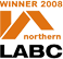 Winner of the Northern LABC Award 2008